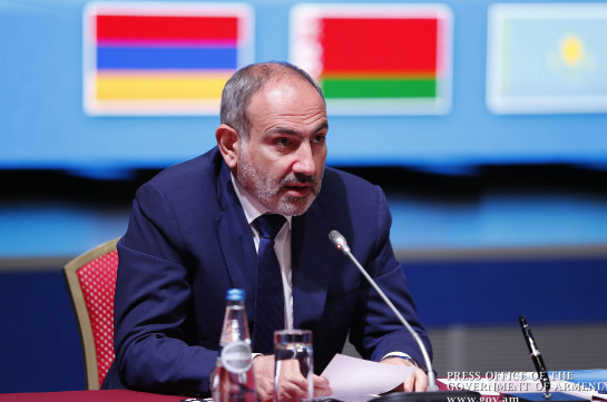 Azerbaijan's aggressive policy will not force us agree to unilateral and unfounded concessions in NK conflict settlement: Armenia's PM