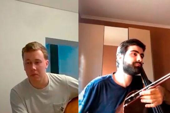 Հանրաճանաչ երաժիշտների կողմից վարպետաց դասերն ուղղված են երիտասարդ երաժիշտների մասնագիտական որակների կատարելագործմանը