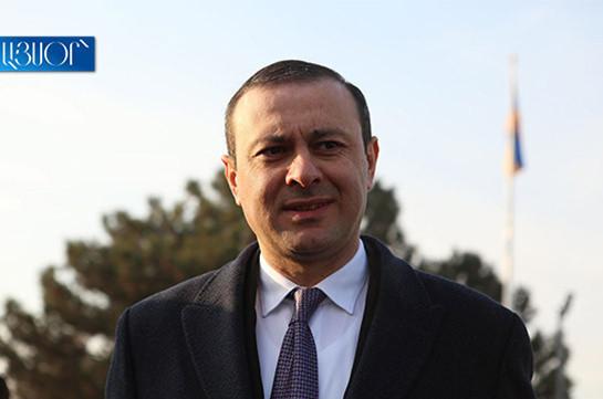 Armenia expects tougher response to Azerbaijan's threats
