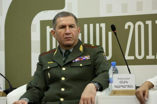 Մենք այլևս դատապարտված ենք միա՛յն հաղթելու. Օնիկ Գասպարյանի մարտական կոչը՝  հրամանատարներին և զինվորներին