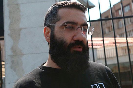 Արթուր Դանիելյանին մեղադրանք  է առաջադրվել