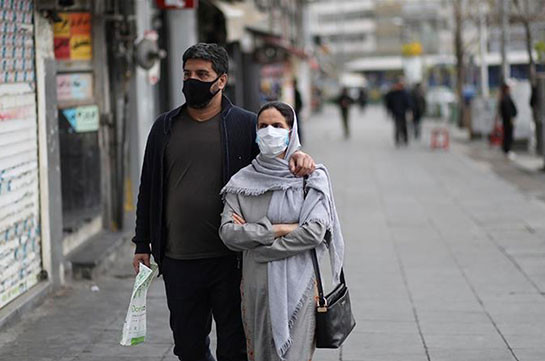 Իրանում կորոնավիրուսից մահացածների թիվը գերազանցել է 16 հազարը
