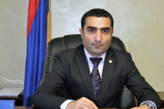 Kotayk governor Romanos Petrosyan leaves the post