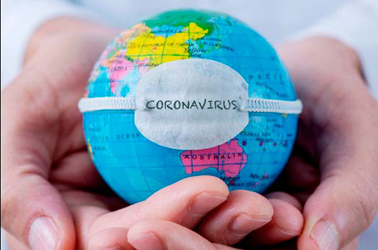 Global COVID-19 cases surpass 17 mln