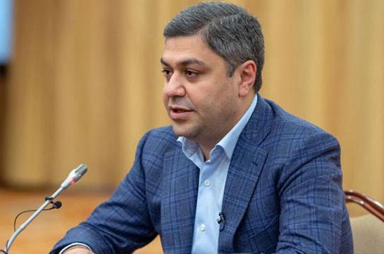 Criminal case filed against ex-director of NSS Artur Vanetsyan (Armlur)