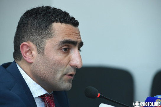 Romanos Petrosyan appointed Environment Minister