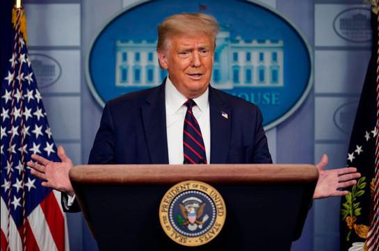 Трамп заявил о нежелании переноса выборов президента
