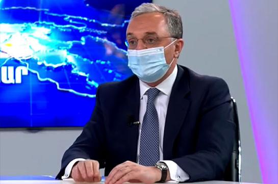 «Жду встречи» – Зограб Мнацаканян о работе с новым главой МИД Азербайджана