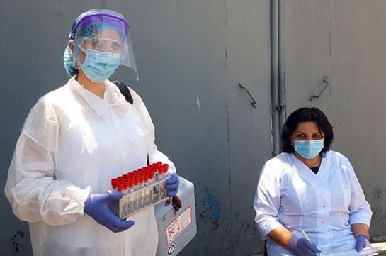 В Арцахе выявлен один новый случай заражения коронавирусом