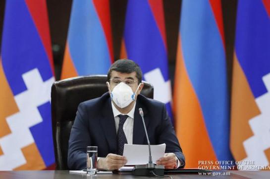 Араик Арутюнян подписал указ о результатах рассмотрения прошений о помиловании