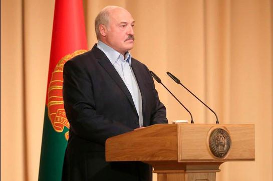 Лукашенко подтвердил намерения изменить конституцию Белоруссии