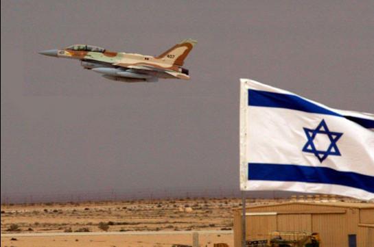Израиль нанес серию ударов по позициям сирийских правительственных сил