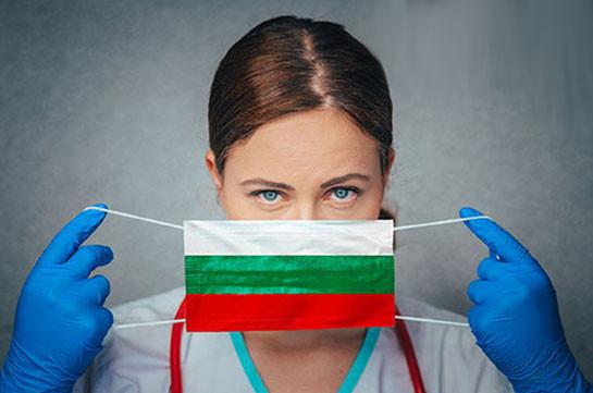 В Болгарии зафиксировали рекордное число смертей из-за коронавируса за сутки