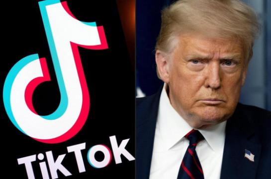 Donald Trump: US Treasury should get cut of TikTok deal
