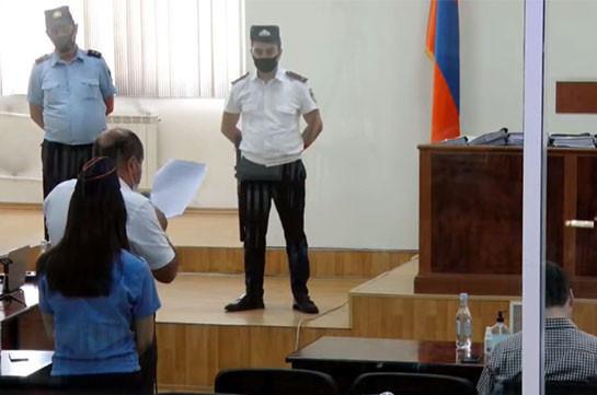 Адвокат Роберта Кочаряна ходатайствовал изменить статус потерпевших и допросить их в качестве свидетелей