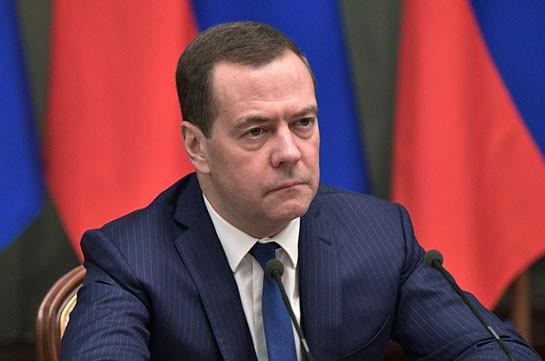 Медведев: Диаспоры из Армении и Азербайджана должны ощущать свою ответственность