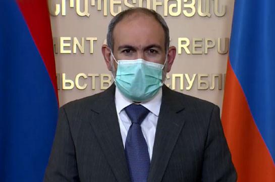 Установлены круги, которые пропагандировали и продолжают пропагандировать, что коронавируса не существует – Пашинян