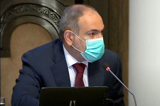 Coronavirus epidemiological situation weakens: Armenia's PM
