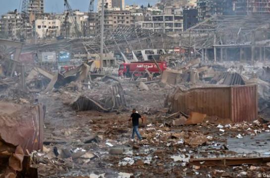 В Бейруте по делу о взрыве задержали 16 чиновников