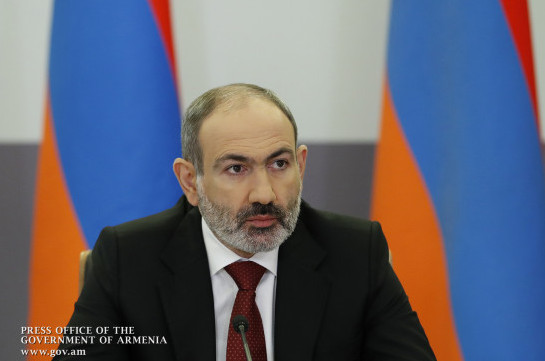 Никол Пашинян следит за развитиями вокруг Амулсара
