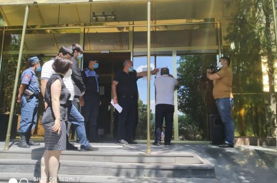 Կասեցվել է Ծաղկաձորի 10 հյուրանոցի և Էրեբունու թաղապետարանի գործունեությունը․ ԱԱՏՄ