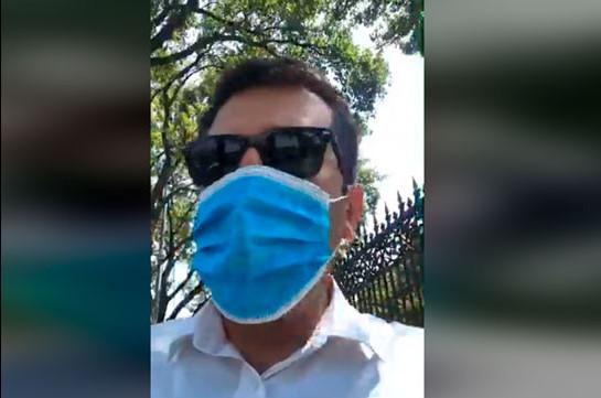 Նարեկ Սամսոնյանը ձերբակալվել է. Ռուբեն Մելիքյան (Տեսանյութ)