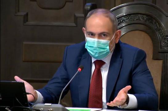 Мы вынуждены еще раз продлить чрезвычайное положение – Никол Пашинян