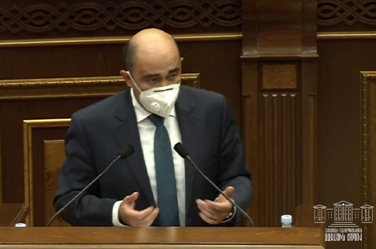«Լուսավոր Հայաստանն» առաջարկում է խորհրդարանին չեղարկել արտակարգ դրության երկարացման որոշումը