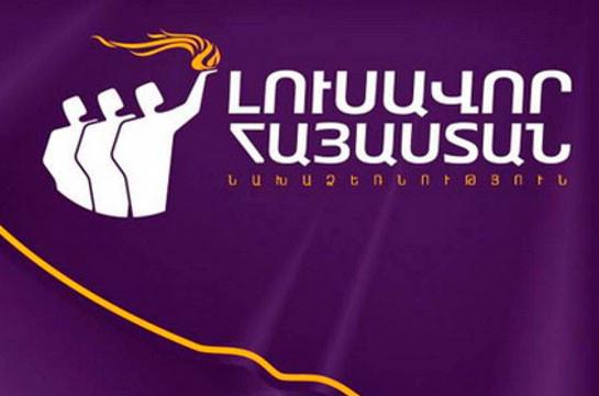 Мандат Мане Тандилян перейдет к Степану Степаняну – партия «Светлая Армения»