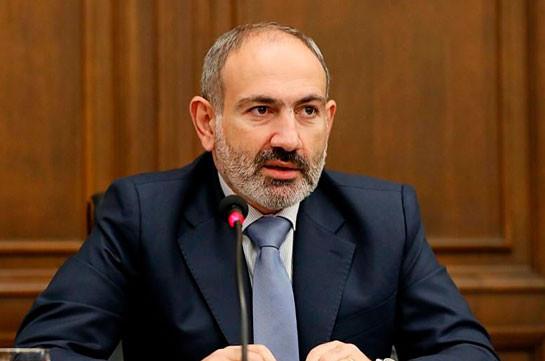 Необходимо установить систему мониторинга на линии соприкосновения – Никол Пашинян