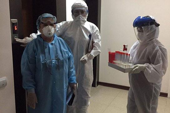 В Арцахе подтвержден один новый случай заражения коронавирусом