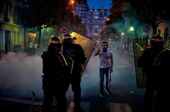 Փարիզում ՊՍԺ-ի երկրպագուներն անկարգություններ են սկսել՝ ՉԼ-ի եզրափակչում ակումբի պարտվելուց հետո