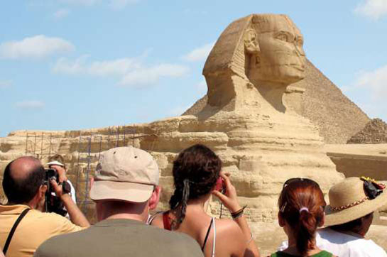 В Египте с 1 сентября туристы вновь смогут посещать пирамиды и музеи