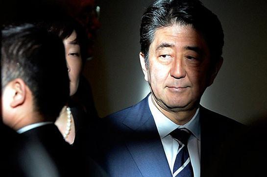 Премьер Японии Синдзо Абэ ушел в отставку