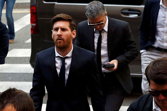 Президент «Барселоны» будет обсуждать с Месси только продление контракта