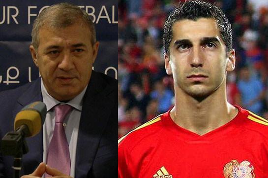 Բանը հասել է նրան, որ հայկական ֆուտբոլի և ողջ հայության պարծանքի հասցեին գրվում  են վիրավորական ու զրպարտիչ մեկնաբանություններ. Ռուբեն Հայրապետյան
