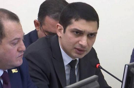 Представитель Армении в Евразийской экономической комиссии подозревается в злоупотреблениях, растрате и коррупции
