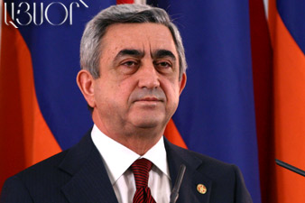 Armenia's Constitution works effectively, says President