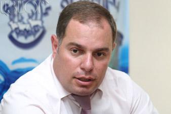 Clinton accepts Nagorno Karabakh as part of talks, says Sahakian