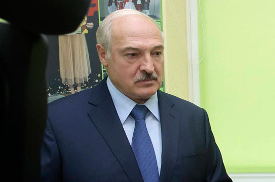Belarus opposition leader Sviatlana Tsikhanouskaya urges United Nations sanctions against Lukashenko regime