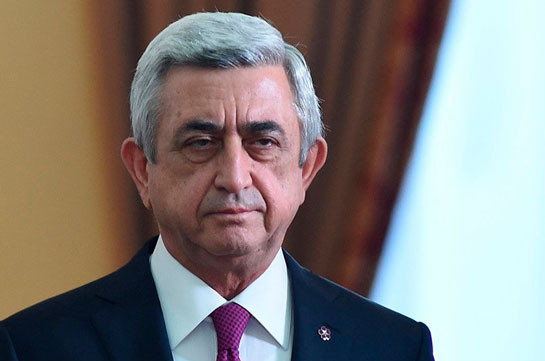 Armenia's third president tests negative for coronavirus