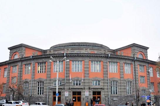 Student from Armenia's State University of Economics tests positive for coronavirus
