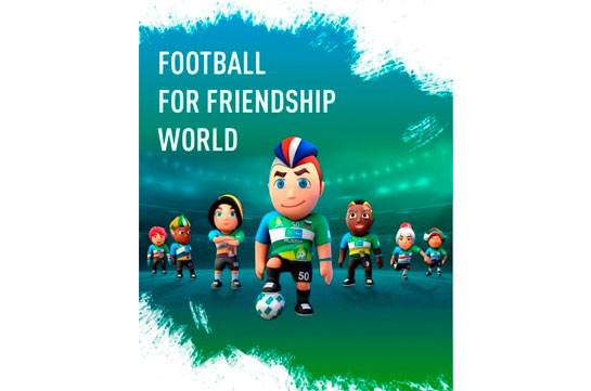 Մեկնարկում է «Ֆուտբոլն աշխարհի բարեկամության համար» ամենամյա ծրագիրը