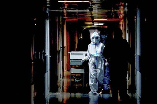 Russia reports over 5,300 new coronavirus cases