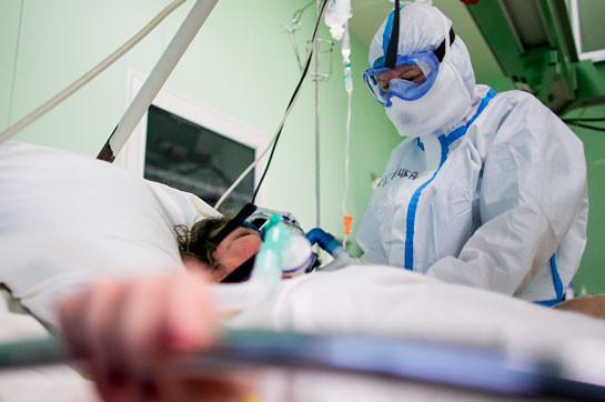 В России за сутки скончались 128 пациентов с коронавирусом