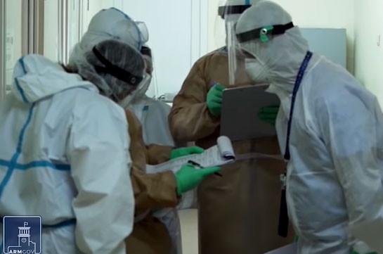 В Армении число зараженных коронавирусом увеличилось на 177, скончались 3 человека