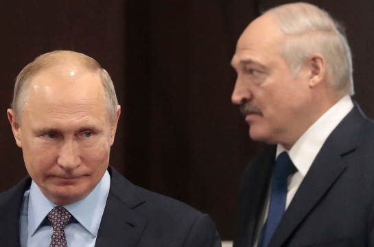 Lukashenko to visit Moscow for talks with Putin on September 14