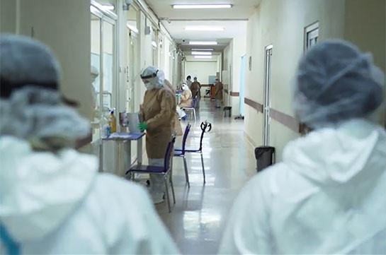Հայաստանում մեկ օրում հաստատվել է կորոնավիրուսի 107 նոր դեպք, մահացել է 3 մարդ