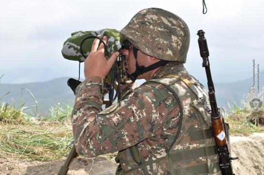 Հակառակորդը փորձում է նոր ամրաշինական աշխատանքներ ծավալել, ՀՀ զինված ուժերը կասեցնում են նման գործողությունները. Շուշան Ստեփանյան