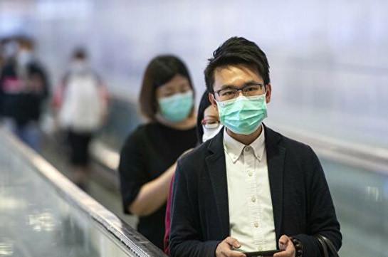 В Китае за сутки выявлены 17 новых случаев заражения коронавирусом